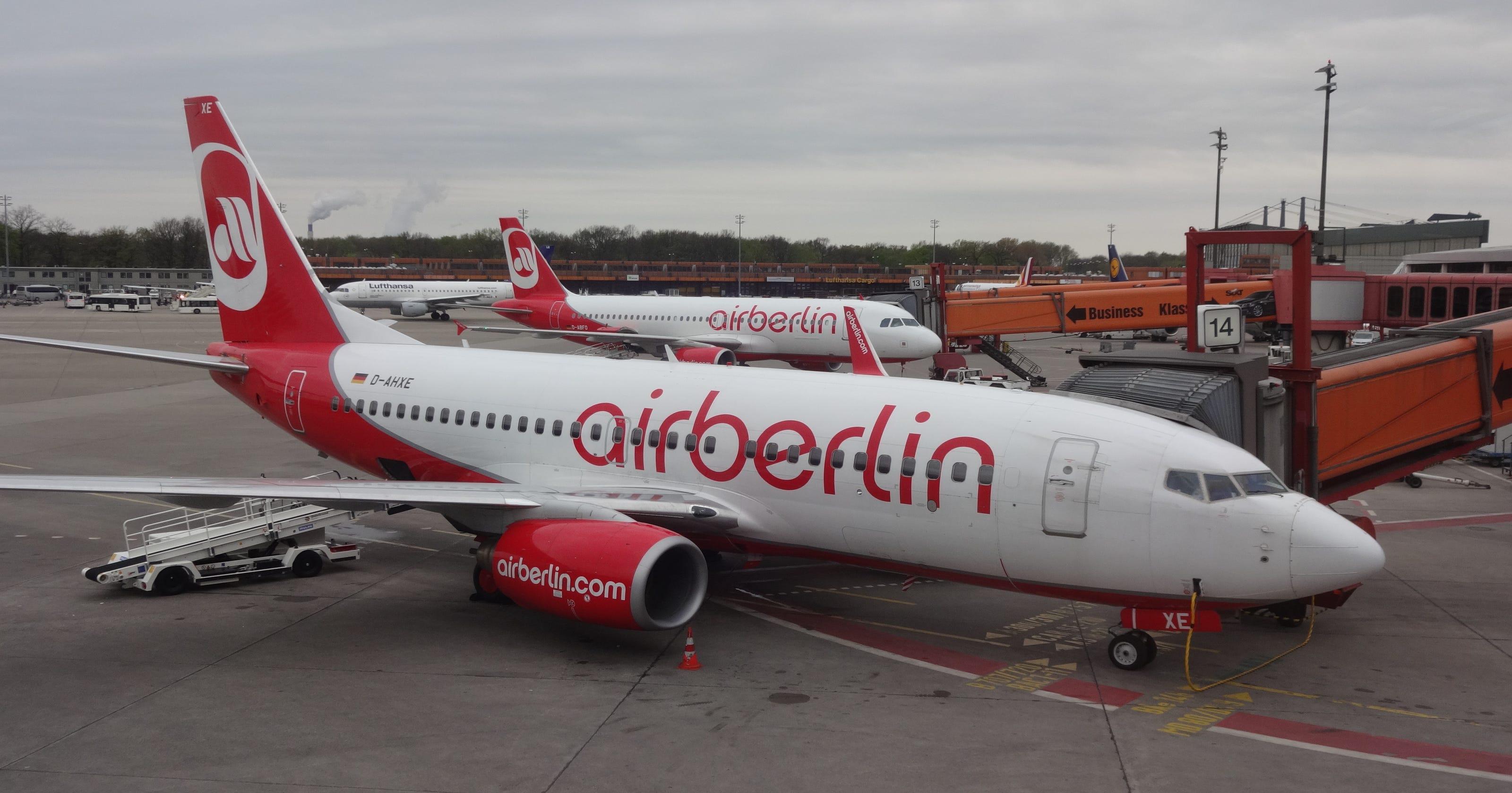 air berlin deutschland