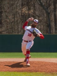 Senior RHP Devin Williams is back after redshirting