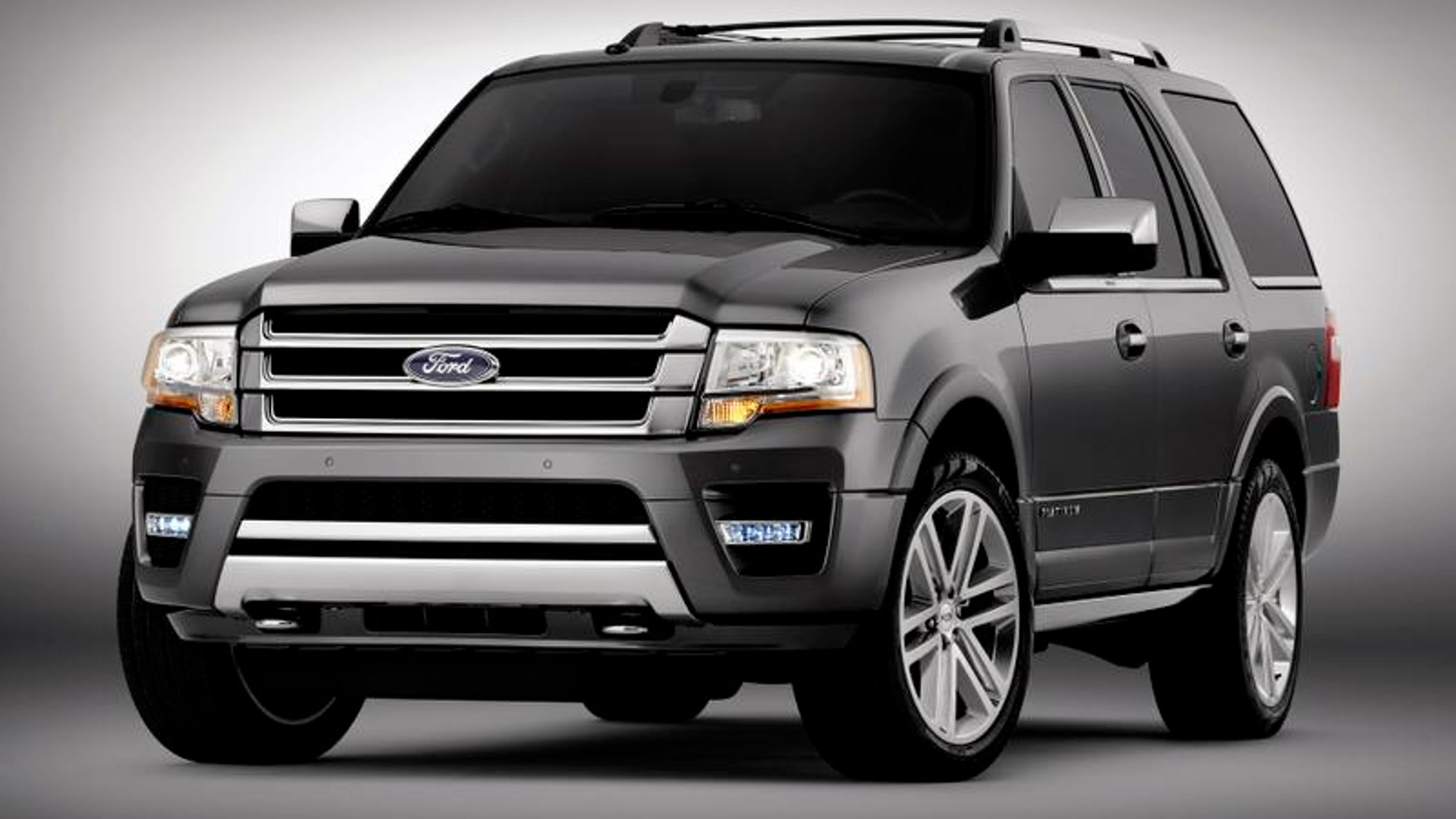 2015 ford expedition suv spacious full size luxury. Black Bedroom Furniture Sets. Home Design Ideas