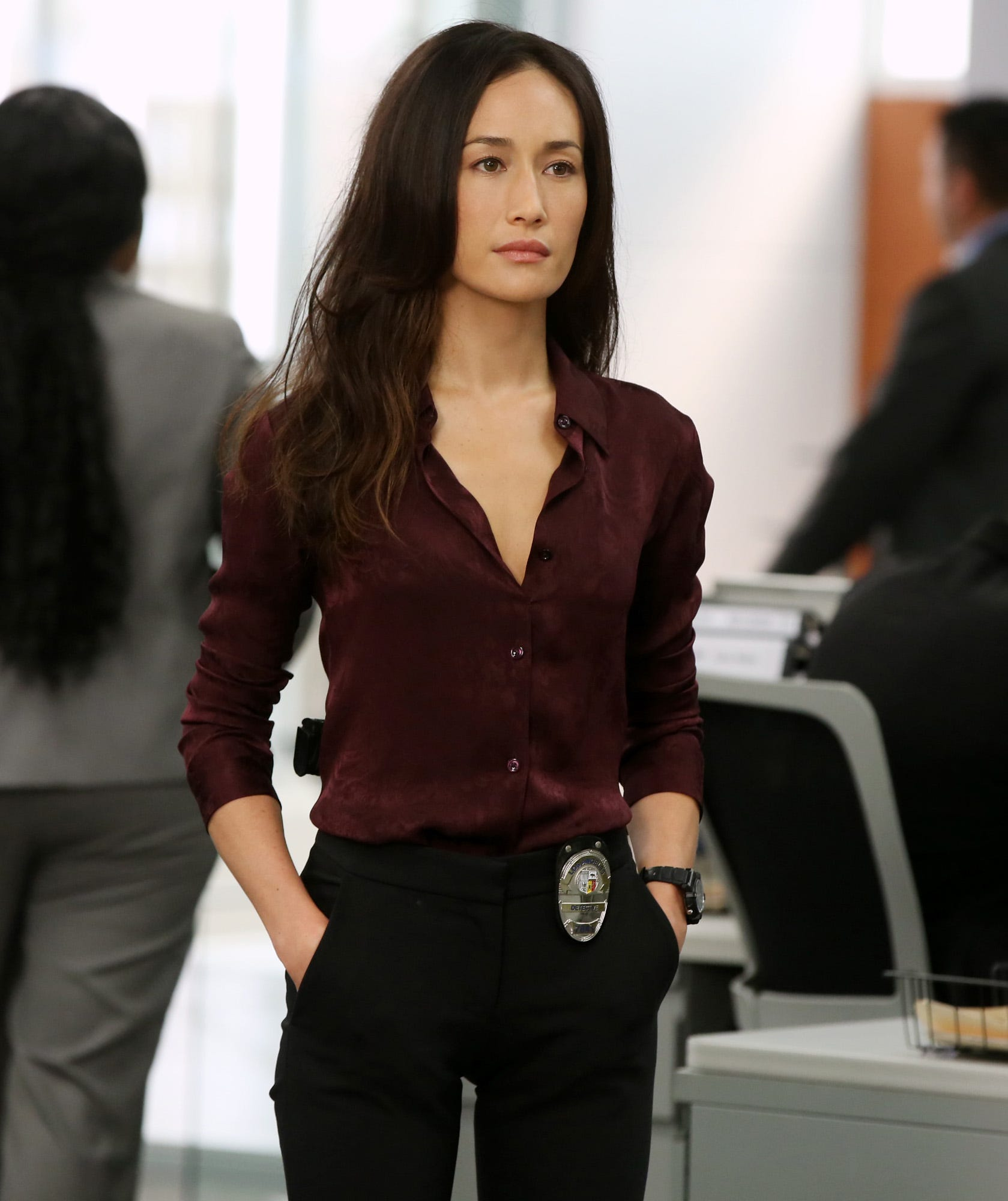 maggie q need for speed undercover
