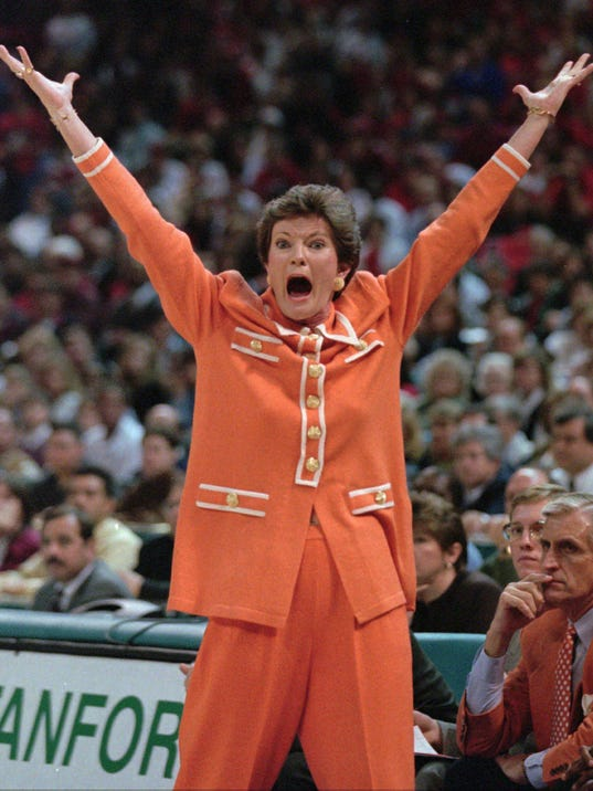 Obit Pat Summitt Basketball (2)