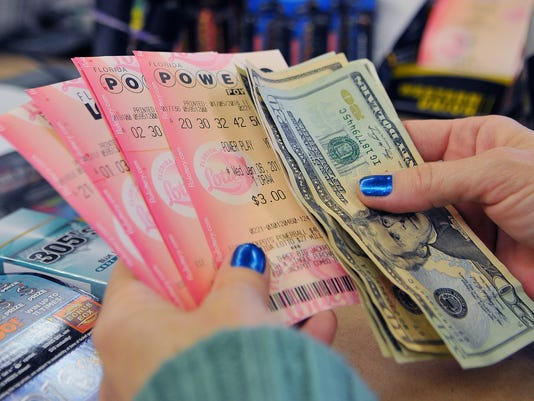 POWERBALL JACKPOT $400 MILLION