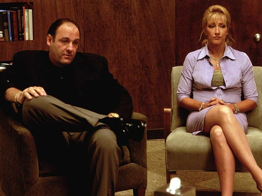 """The Sopranos"" won Outstanding Drama Series at the Emmy Awards on Sept. 19, 2004."