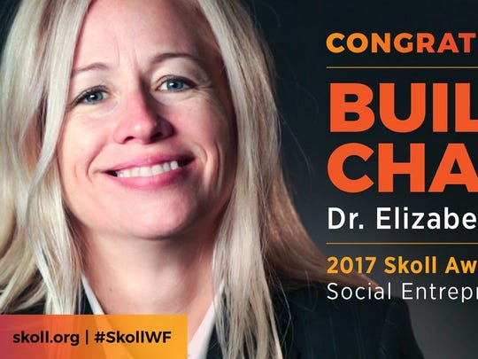Elizabeth Hausler is founder and CEO of Build Change.