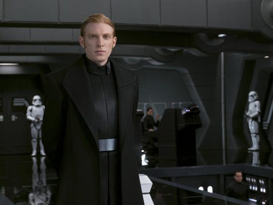 Domhnall General cuts a colder, harsher figure as General