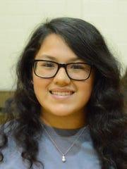 Abilene High midfielder Leslie Velez