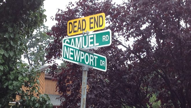 In 2012, the Town of Clarkstown barricaded Samuel Road over the objections of the Village of Chestnut Ridge. The street runs mostly through Chestnut Ridge but a small portion falls within Nanuet. The closure, at the request of some Nanuet residents, angered many Chestnut Ridge residents.