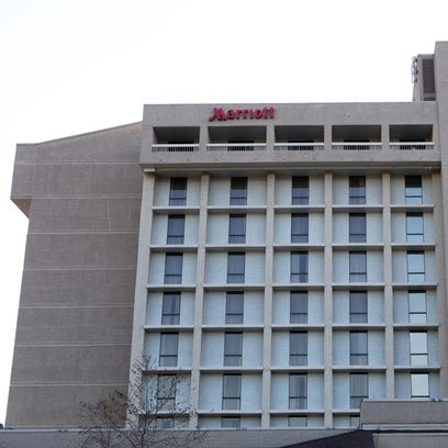 The Westchester Marriott in Greenburgh