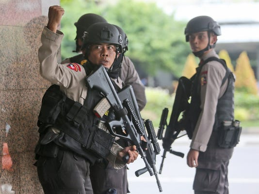 Islamic State lessons from Indonesia: Column