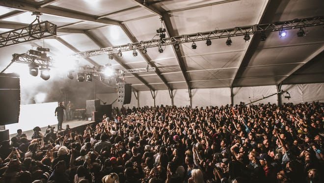 Drake closed out the 2016 edition of The Fader Fort during this year's South by Southwest festival in Austin on March 19.