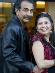 Carmen y Zarco Guerrero, fundadores del Festival El