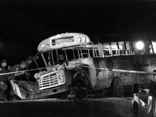 May 14, 1988: 27 people died in this church bus crash