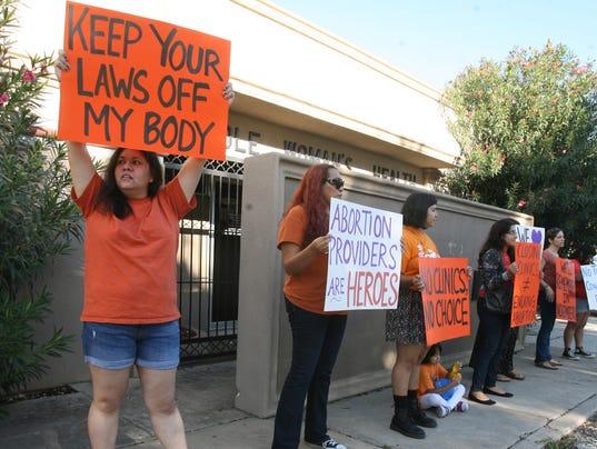 Texas abortion