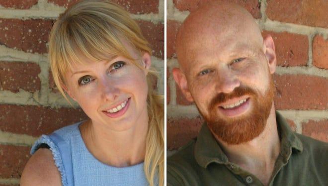 Jennifer Gural and Jonathan Jay Esslinger