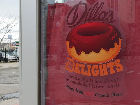 Dilla's Delights, named for the the late Detroit hip
