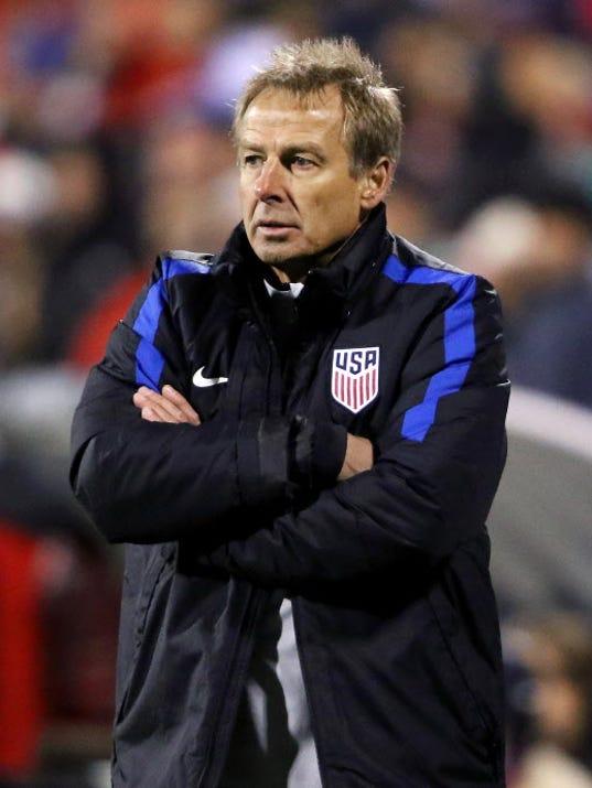 USP SOCCER: 2018 FIFA WORLD CUP QULAFYING-MEXICO A S SOC USA OH