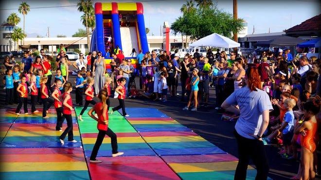 April 2017 Festivals Around Metro Phoenix And Arizona