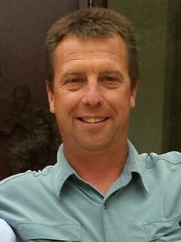 John Gazett, job superintendent with W. Gohman Construction.