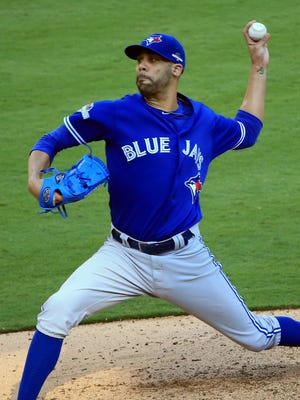 Blue Jays ace David Price pitched three innings out of the bullpen to help win Game 4.