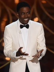Chris Rock tackled #OscarsSoWhite head on as host of the 88th Oscars in 2016.