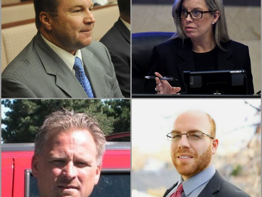 Reno Mayor candidates primary 2018