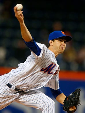 April 16: Jacob deGrom, Mets, 12 vs. Nationals