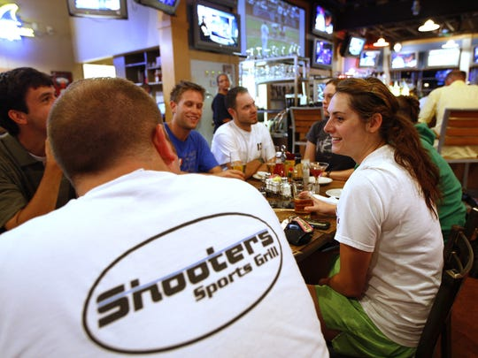 Shooters Sports Grill