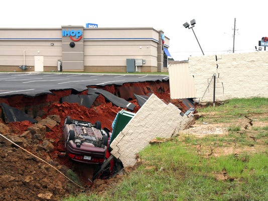 Lot Collapse