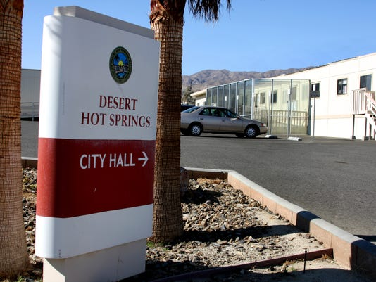 Desert Hot Springs City Hall