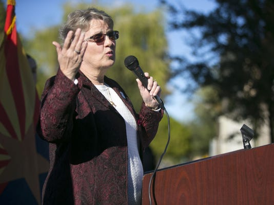 Arizona schools chief Diane Douglas