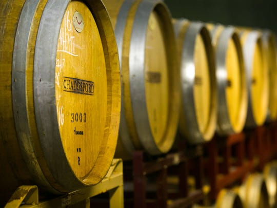 Chaddsford Winery has just unveiled some new wines that represent the direction the winery is headed. The wines are not sweet, but rather made in a European-style that was the original concept of the Chadds Ford winery.