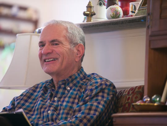 Rabbi Peter Grumbacher is the former longtime rabbi