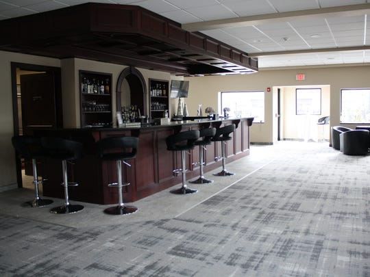 Riverdale Banquet Hall was renovated to include a full