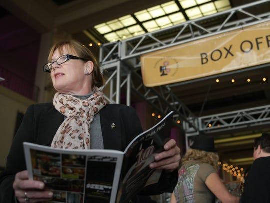 Garden State Film Festival co-founder Diane Raver of