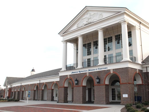 Second Amendment: Yorktown museum sheds olde light on modern