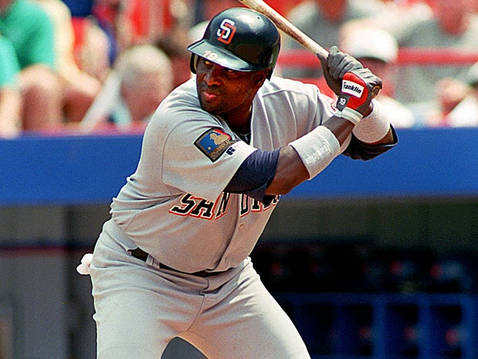 Tony Gwynn passed away at age 54. He played 20 season with the San Diego Padres and collected 3,141 hits.