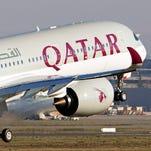 First flights land at massive new hub airport in Doha, Qatar