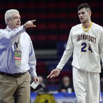 Irondequoit boys basketball coach Chris Cardon defines perseverance