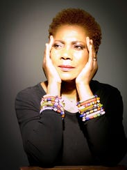 Singer Carmen Lundy performs at 3:15 Monday on the