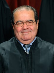 U.S. Supreme Court Associate Justice Antonin Scalia