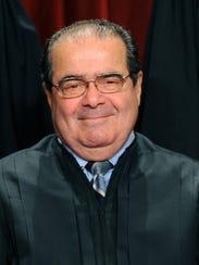 U.S. Supreme Court Associate Justice Antonin Scalia