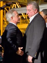 In this Nov. 21, 2011 file photo, U.S. Sen. Bob Corker,