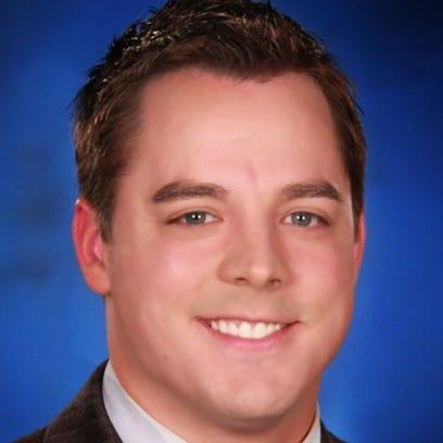 KCEN-TV meteorologist Patrick Crawford was shot multiple