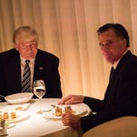 Mitt Romney as the 'never Trump' Senate candidate? Don't bet on it