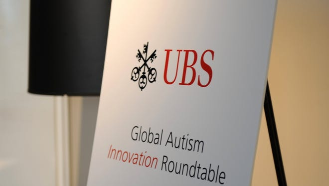 Banking giant UBS recently gathered clients, staffers and tech experts who have a passion for helping those diagnosed with autism.
