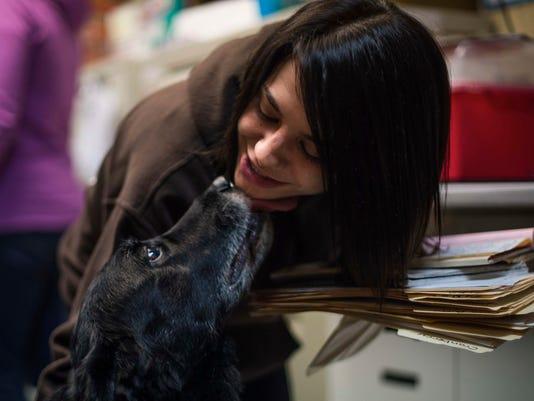 AP FAMILY DOG FOUND A USA PA