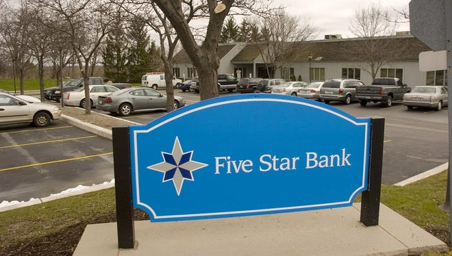 Five Star Bank  in Pittsford.