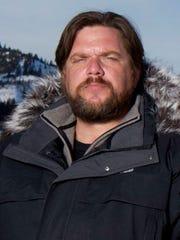Matt Moneymaker, one of the four investigators from