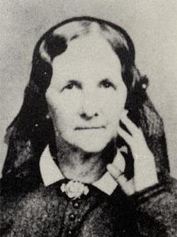 Eleanor Jane McComb (McLean) Pratt was a plural wife of early Mormon church leader Parley P. Pratt after her separation from Hector McLean, originally from Scotland, over alcohol-induced abuse. Hector hunted down and killed Parley Pratt near what is now the Rudy exit off Interstate 49 in May 1857.