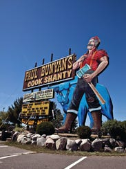 Paul Bunyan's serves up family-style meals in Minocqua.